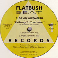 B. Dave Whitworth - Pathway To Your Heart