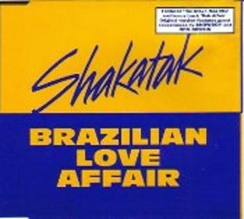 Shakatak - Brazilian Love Affair