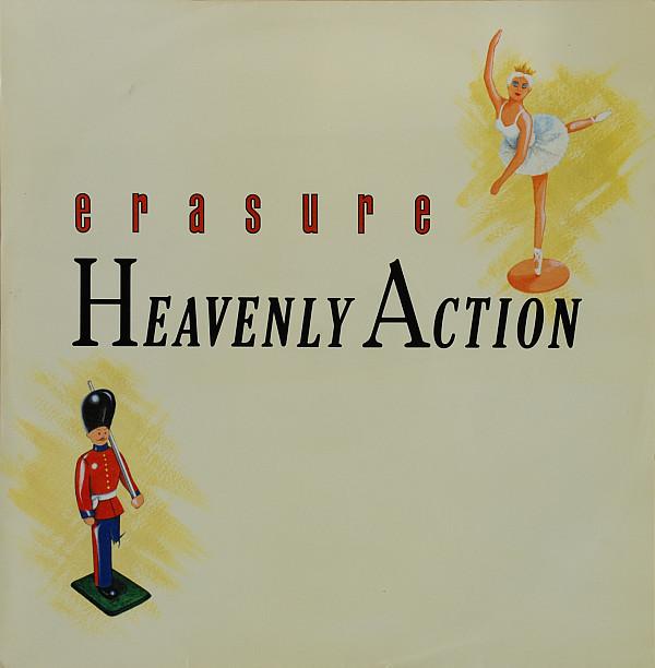 Erasure - Heavenly Action