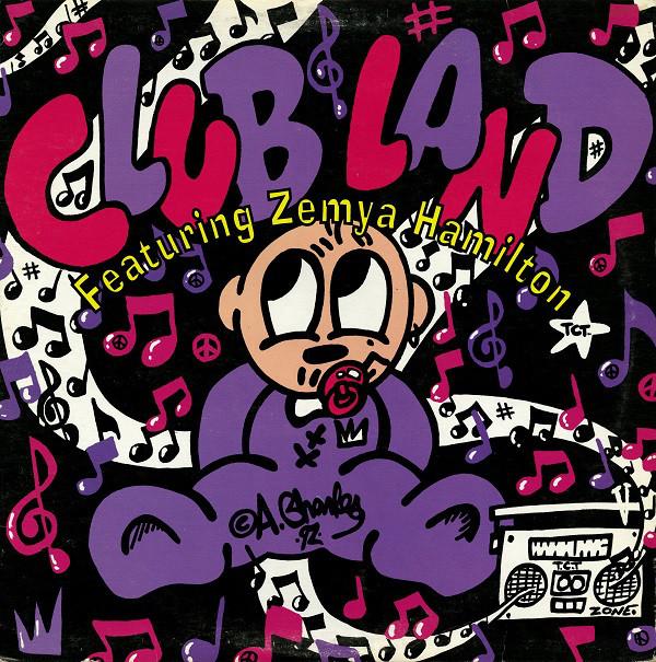Clubland - Clubland Featuring Zemya Hamilton