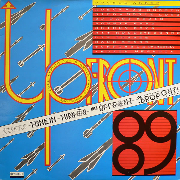 Various - Upfront 89
