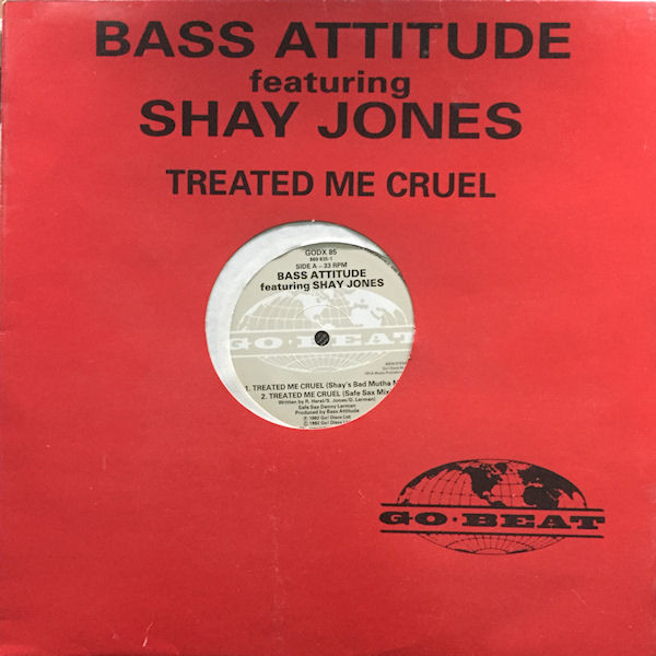 Bass Attitude - Treated Me Cruel