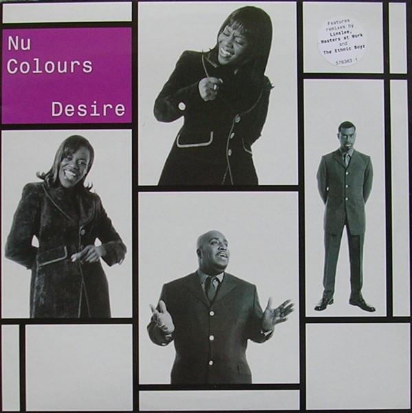 Nu Colours - Desire