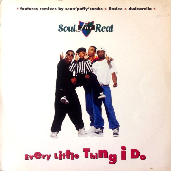 Soul For Real - Every Little Thing I Do