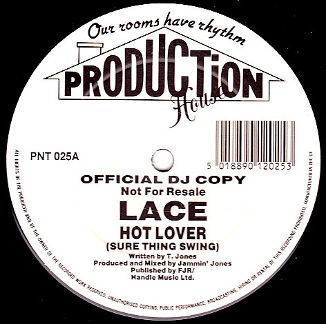 Lace - Hot Lover