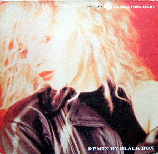 Spagna - Love At First Sight (Remix By Black Box)