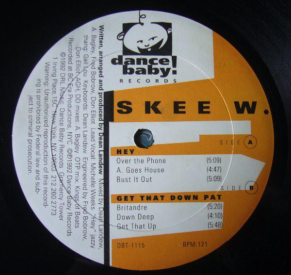 Skee W. - Hey / Get That Down Pat