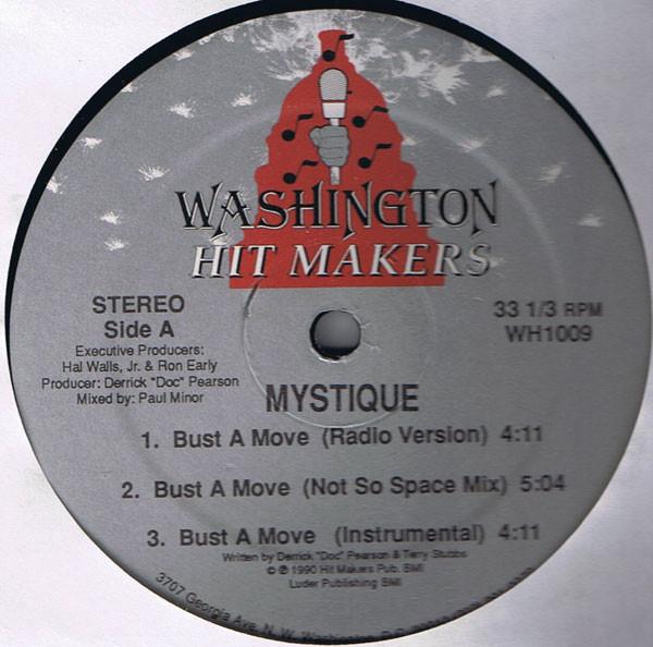 Mystique - Bust A Move