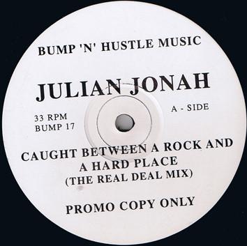 Julian Jonah - Caught Between A Rock And A Hard Place