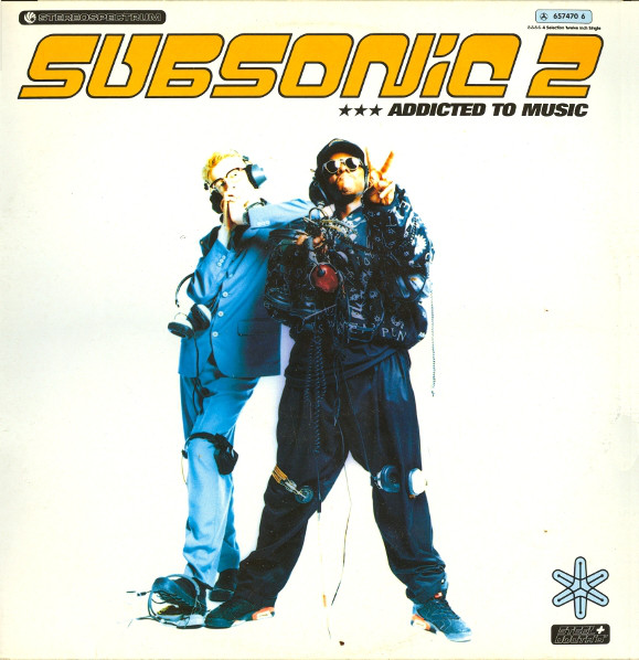 Subsonic 2 - Addicted To Music