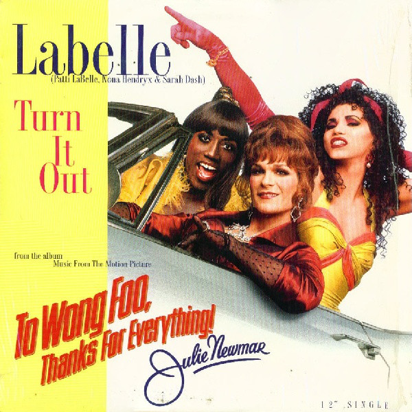 Labelle - Turn It Out