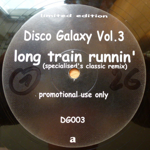 Various ? - Disco Galaxy Vol. 3