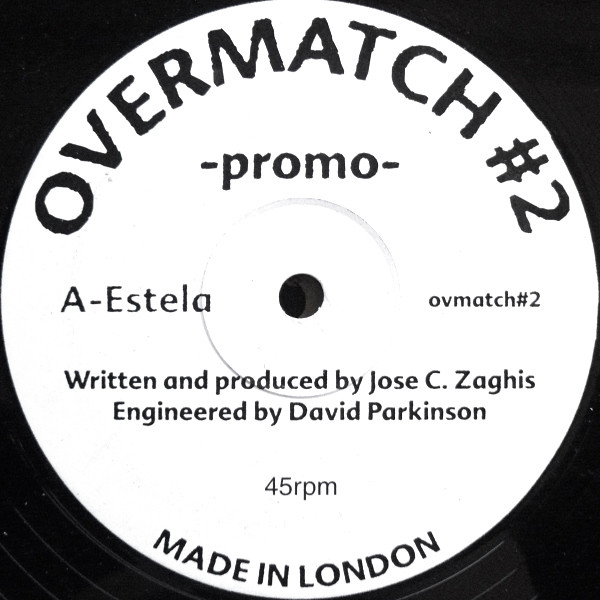 Jose C. Zaghis - Estela / Help Me