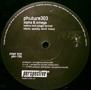 Phuture303 - Alpha & Omega