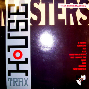 Various - Trax House Masters