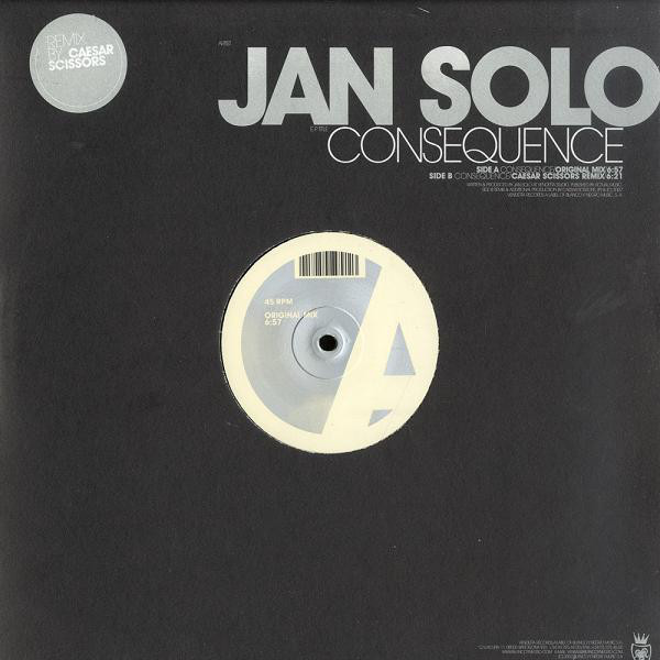 Jan Solo - Consequence