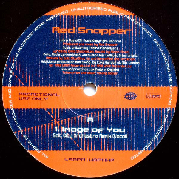 Red Snapper - Image Of You