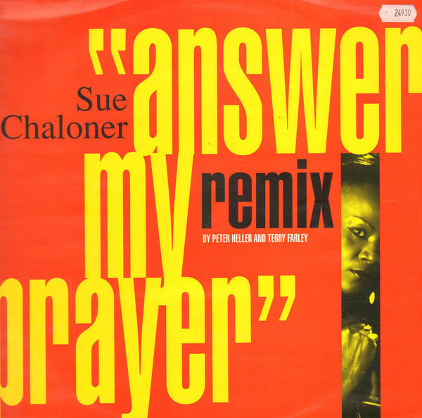 Sue Chaloner - Answer My Prayer