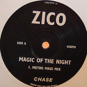 ZICO - MAGIC OF THE NIGHT