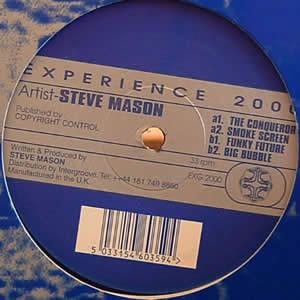 STEVE MASON - THE CONQUEROR EP