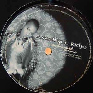 ANGELIQUE KIDJO - VOODOO CHILD (SLIGHT RETURN)