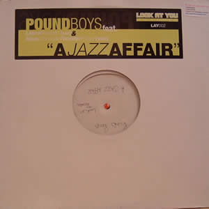 POUND BOYS - A JAZZ AFFAIR