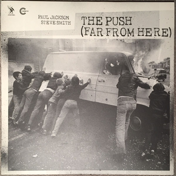 Paul Jackson & Steve Smith Feat. Richard Seale - The Push (Far From Here)