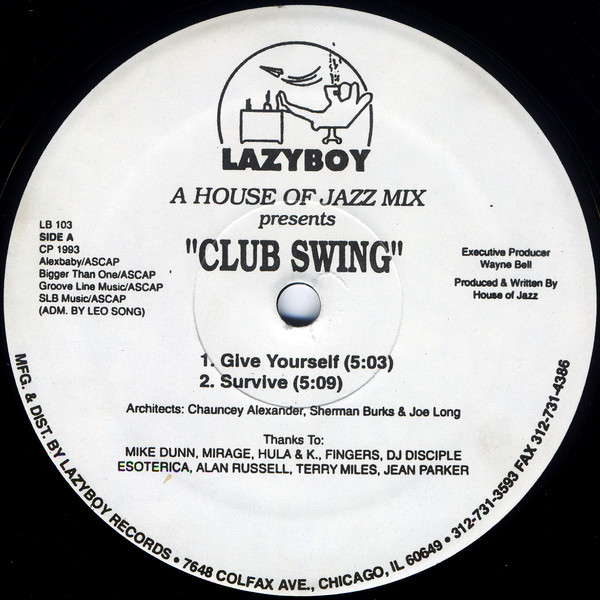 House Of Jazz - Club Swing