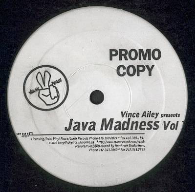 Vince Ailey - Java Madness Vol. 1
