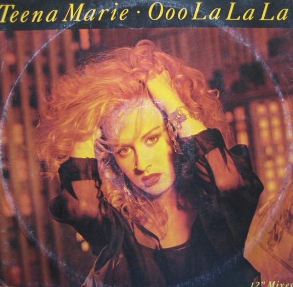 Teena Marie - Ooo La La La