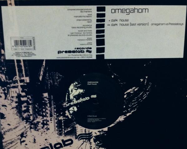Omegahom - Dark House