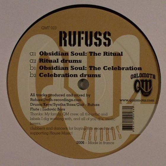Rufuss - Obsidian Soul