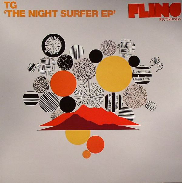 TG - The Night Surfer EP