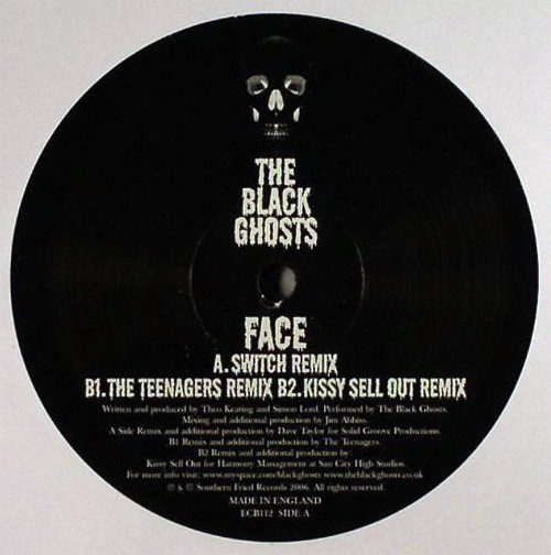 The Black Ghosts - Face