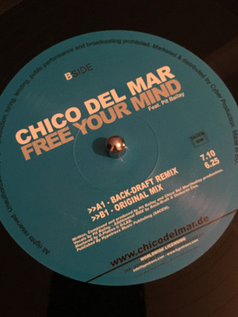 Chico Del Mar - Free Your Mind