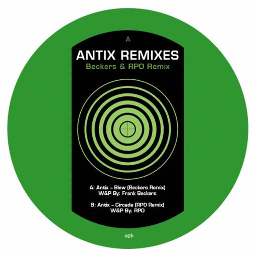Antix - Remixes (Beckers & RPO Remix)