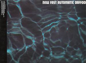 New Fast Automatic Daffodils - All Over My Face