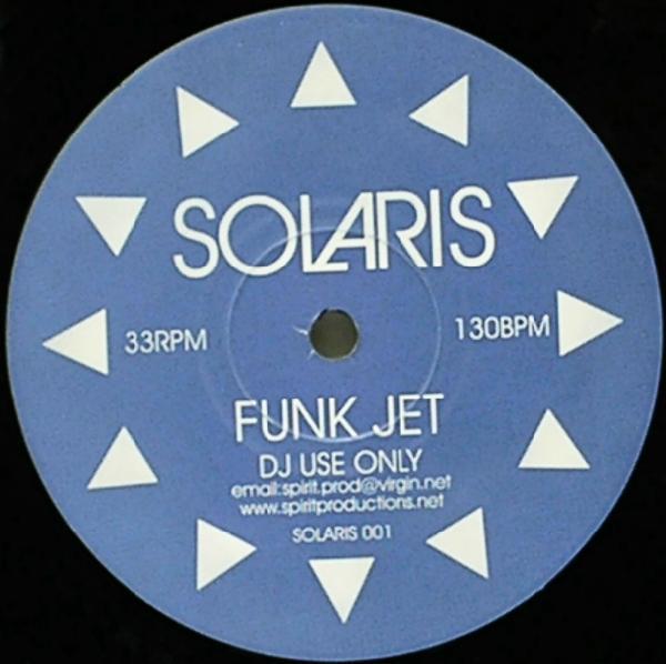 Solaris - Funk Jet