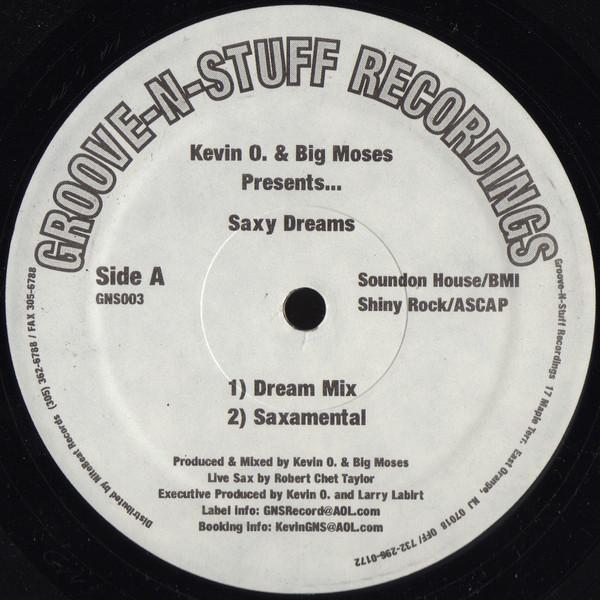 Kevin O. & Big Moses - Saxy Dreams