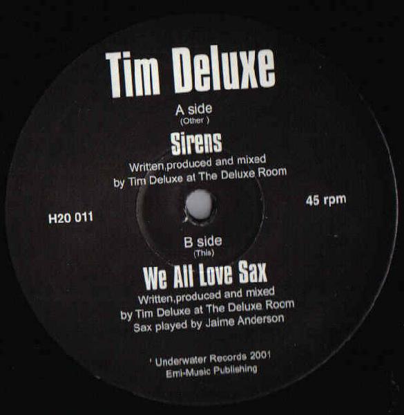 Tim Deluxe - Sirens