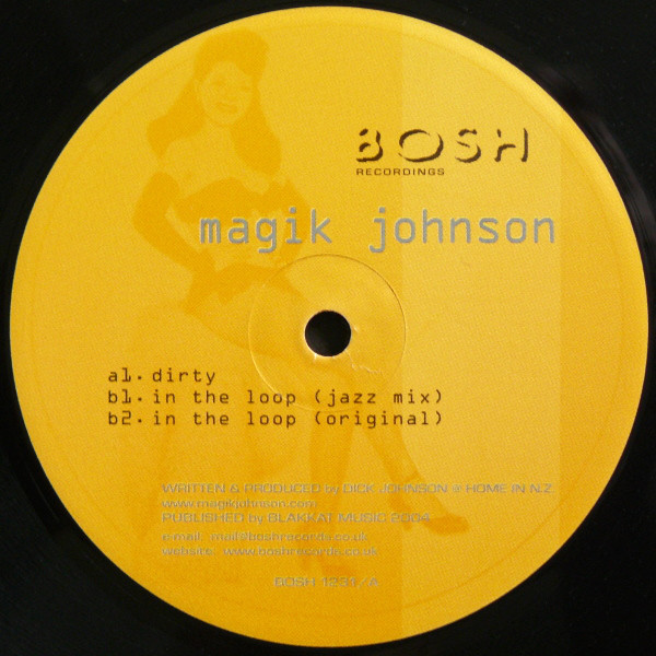 Magik Johnson - Dirty
