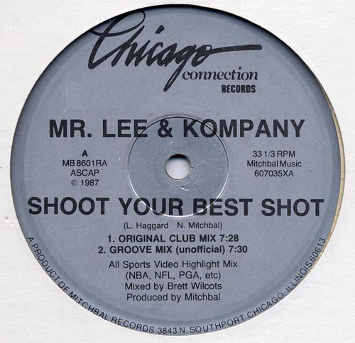 Mr. Lee & Kompany - Shoot Your Best Shot