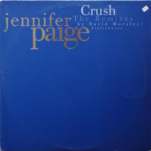 Jennifer Paige - Crush (The Remixes)