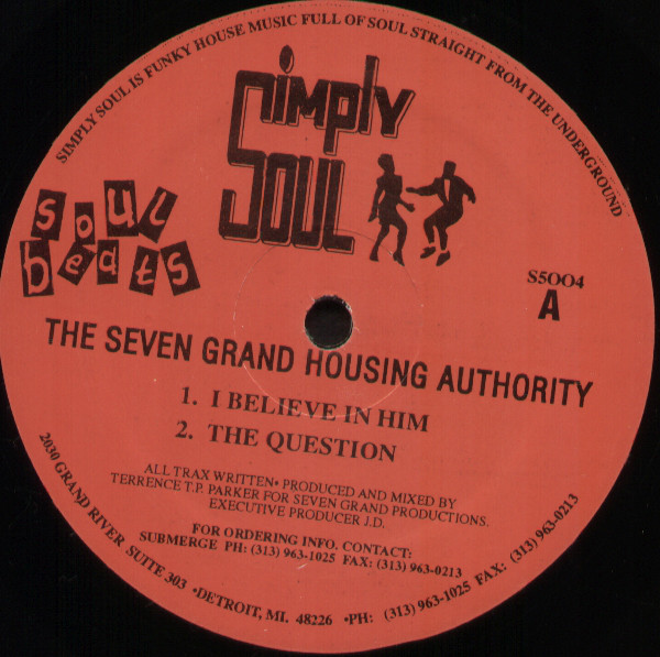 The Seven Grand Housing Authority - Soul Beats