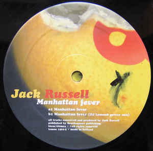 Jack Russell - Manhattan Fever