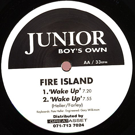 Fire Island - In Your Bones / Wake Up