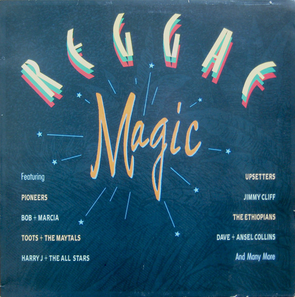 Various - Reggae Magic
