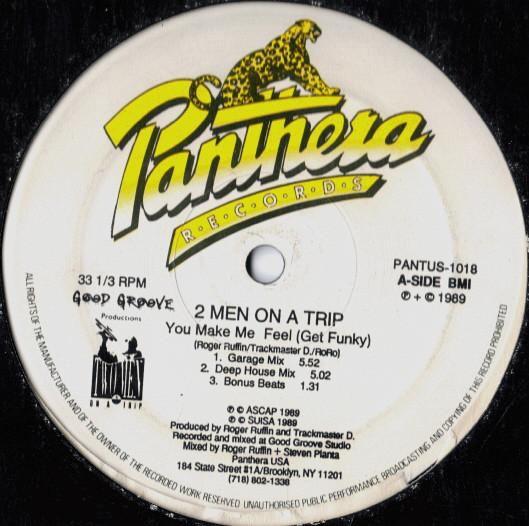 2 Men On A Trip - You Make Me Feel (Get Funky)