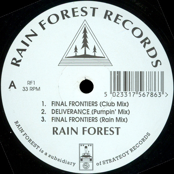 Rainforest - Final Frontiers