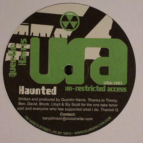 Quentin Harris - Haunted